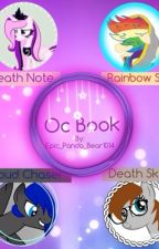 My OC Book by Epic_Panda_Bear1014