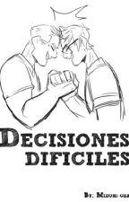 Decisiones difíciles. [Stancest] by Midori-chan8