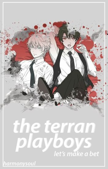 The Terran Playboys: Slaine x Reader x Inaho (Aldnoah.Zero Fanfiction)
