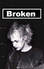 Broken; muke☁. by nixll-pretty