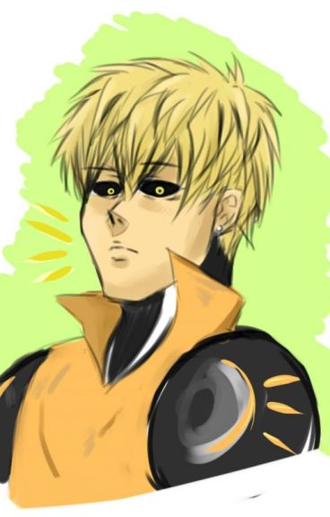 Technical Difficulties (Oblivious!Genos X Reader)