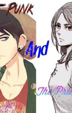 The Punk and the Princess »Female Eren X Punk Levi« by SpadeOfDoves
