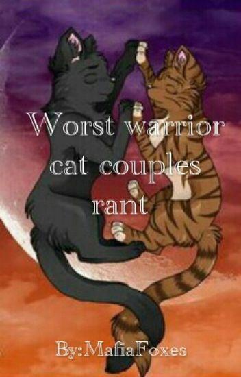 Worst Warrior Cat Couples Rant