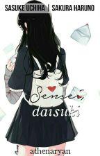 sensei, daisukii! ❥ sasusaku by Athenaryan