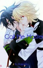 Call Me Master by Luciel-707-
