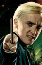 Seme! Draco Malfoy x Uke! Male! Reader by CirceGorgon