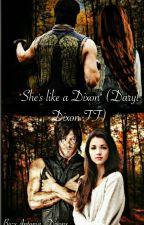 """She's like a Dixon"" (Daryl Dixon FF) by xAntonia_Dixonx"