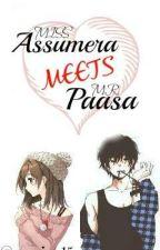 Ms. Assumera meets Mr. Paasa by marvie_15