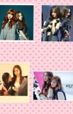 bestfriends change (yoonyul and taeny) by juanliling