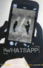 Whatsapp (Raura)  by GraciasAuryn