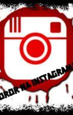 Horor Na Instagramu by Mladaspisovatelka