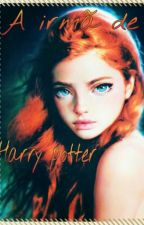 A Irmã De Harry Potter by lilyseverosnape