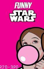 Funny Star Wars #SWAJOURNALISTY by R2D-3PO