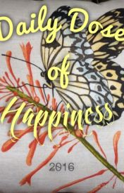 Daily Dose of Happiness 2016 by Paint_splatt