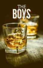 THE BOYS ✌✌ ✝ by kesiagabi