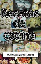 Recetas De Cocina by LucyFainerman