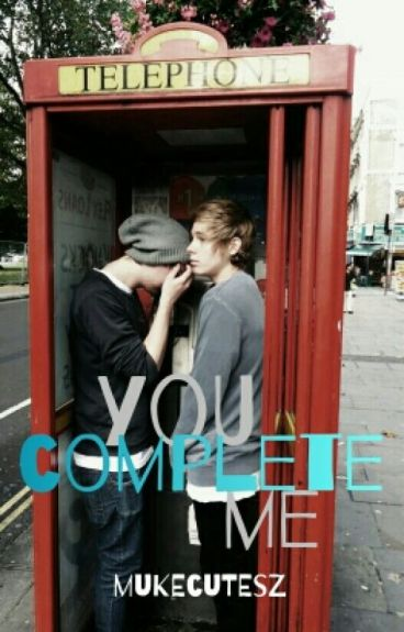 you complete me ♡ muke