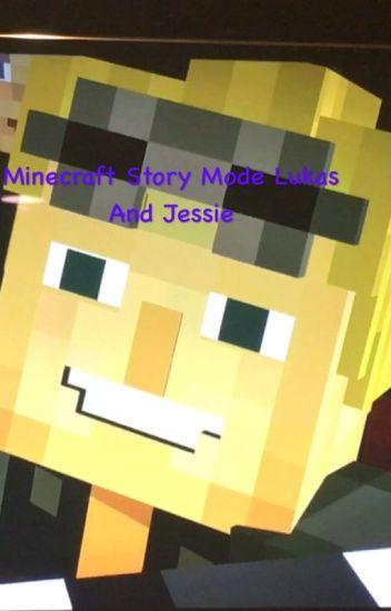 Minecraft Story Mode Lukas And Jesse Warrior Cats Craft Wattpad
