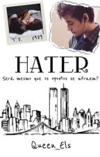HATER | Cellbit - Rafael Lange by Queen_Els