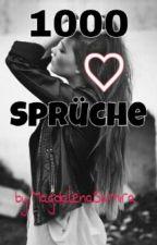 1000 Sprüche ♥ by MagdalenaSamira