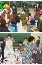 Kuroko No Basuke Character X Reader   by 4UDREYJT4ANIME