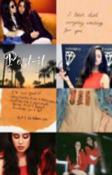 Post it ~Camren