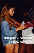Instagram ⇻ norminah by haregui
