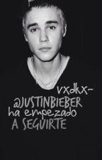 @justinbieber ha comenzado a seguirte. {Justin Bieber, Instagram} ❤️ by vxdkx-