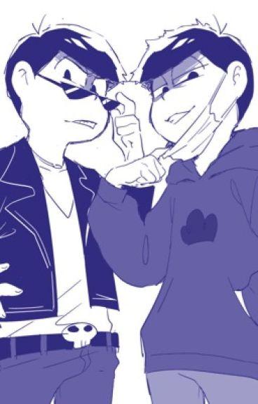 Karamatsu x Reader x Ichimatsu (You Don't need me... ... Right?) ((Collab Book))