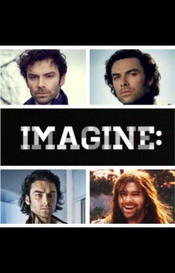 Aidan Turner Imagines