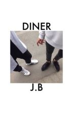 Diner // J.B by DirtyBrookssy