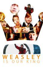 7 cosas que las películas olvidan sobre Ron Weasley. by AllAboutThatPotter