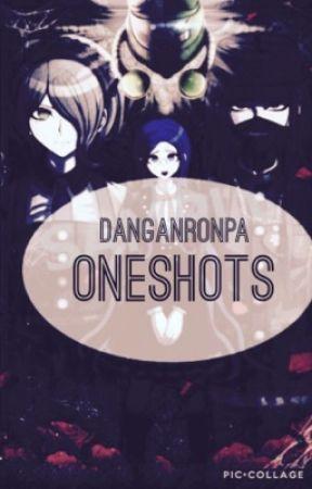 Random Danganronpa Oneshots - Glass Wall- Chihiro x Reader
