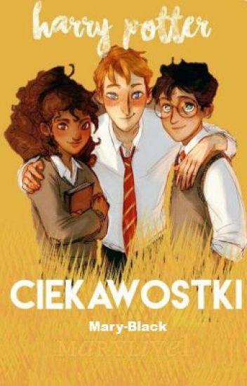Ciekawostki o Harrym Potterze || ZAKOŃCZONE ||