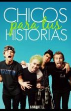 Chicos Para Tus Historias by Bannana1313