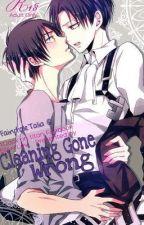 Cleaning Gone Wrong [Ereri/Riren] by FairytaleTalia