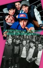 One Direction/Janoskians Imagines by anniexlove
