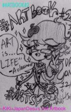 KiKi4JapanDesu's 2nd Artbook! ^w^ by KiKi4JapanDesu