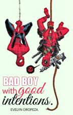 Bad Boy With Good Intentions.  [Spideypool] by eve-andthestars