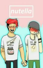 Nutella: A Septiplier Smut by Indyjunebug