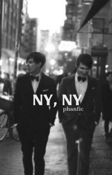New York, New York - Phan #wattys2016