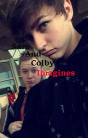 Sam and Colby Imagines (requests open ) by Whovian_1999