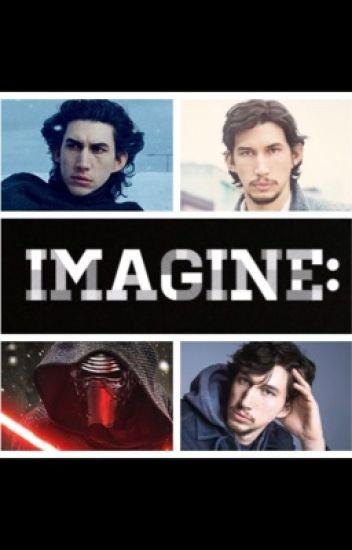 Adam Driver Imagines