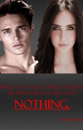 Nothing. [ON HOLD INDEFINITELY] by KittyKatGustin