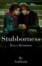 Ron x Hermione: Stubborness by Sofaloofa
