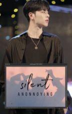 silent + junhoe by anonnoying