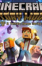Minecraft Story Mode Reader Insert by queenofmagic17