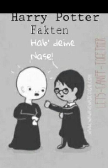 101 Harry Potter Fakten ( übersetzt )