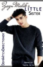 Zayn Malik's Little Sister by demiwitchdirectioner