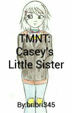 TMNT: Casey's Little Sister by bribri345